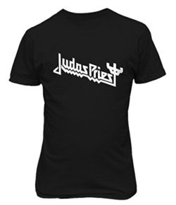 Judas Priest Heavy Metal Band T Shirt Music by TJSPORTS