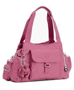 Kipling Felix Large Handbag Posey Pink