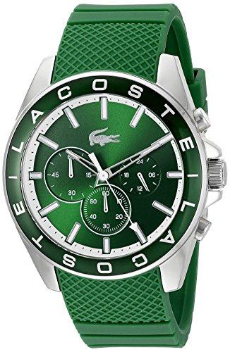 Lacoste Mens WESTPOINT Quartz Multi Color Casual Watch