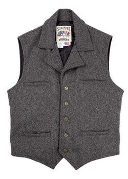 Schaefer Ranchwear – 805 Cattle Baron Vest