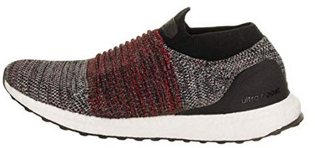 adidas Ultraboost Laceless Men's Running Shoes grey multi