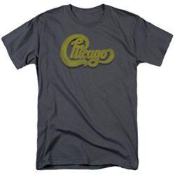 A&E Designs Chicago Shirt Distressed Logo T-shirt