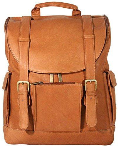 Andrew Philips Leather Vaqueta Backpack