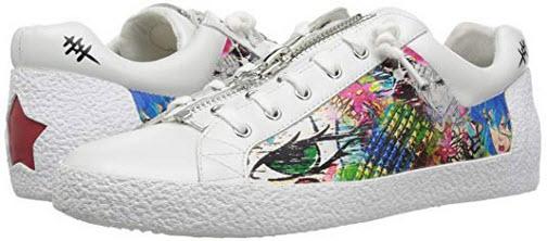 Ash Women's Nova Bis Sneaker white