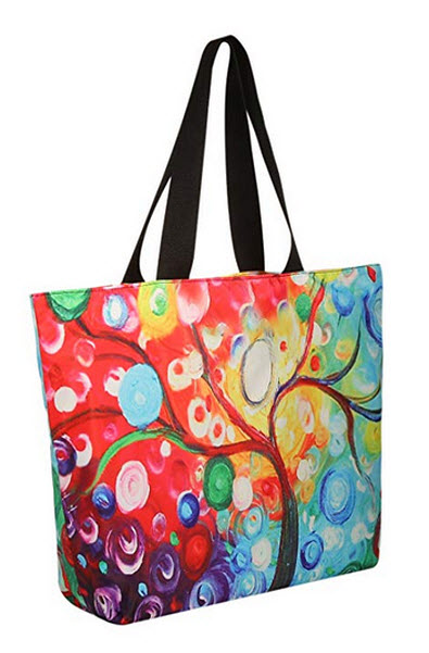 AUPET Beach Tote Bags Travel Totes Bag Toy Tote Shopping Tote Shoulder Hand Bag For Gym Beach co ...