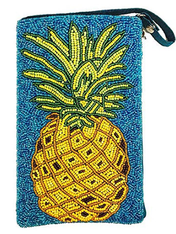 Bamboo Trading Company Cell Phone or Club Bag, Pineapple Crush