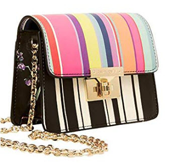 Betsey Johnson A Bag for Everyone, stripe