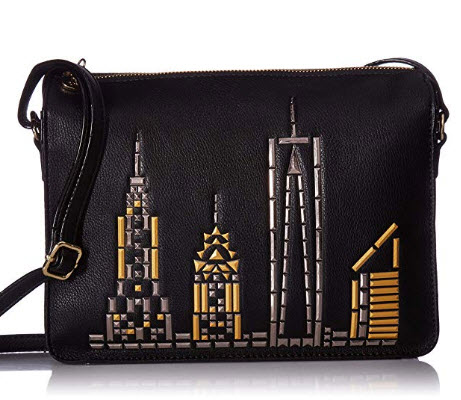 Betsey Johnson Bets in The City Crossbody