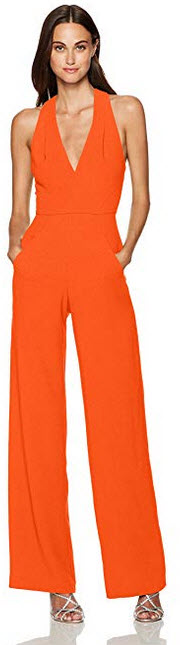 Black Halo Women's Jordan Jumpsuit lifesaver