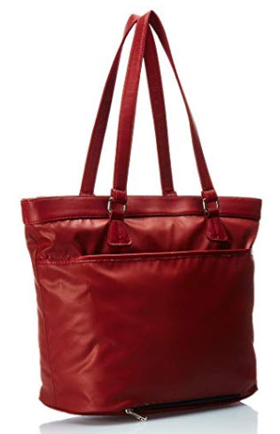 Calvin Klein Lenox Hill Travel Tote, Red One Size