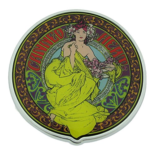 Canned Heat Music Band Electric Blues/boogie Southern Rock Roll Belt Buckle New by Gto Design