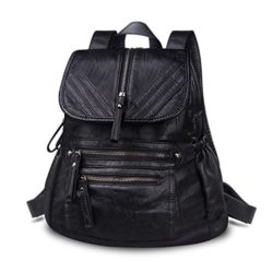 CARQI Leather Backpack