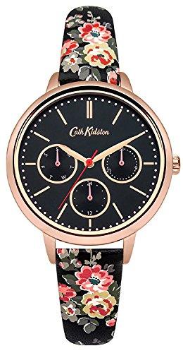 Cath Kidston watch multi-function floral CKL003BRG Ladies