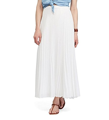 Chaps Women's Pleated Skirt