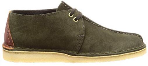 CLARKS Originals Desert Trek Mens Shoes suede