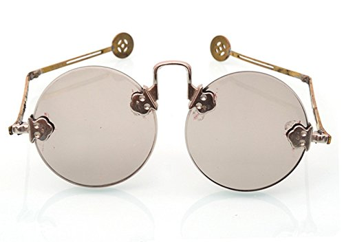 Classic John Winston Lennon Beatles Rock and Roll Steampunk Sunglasses by T pen