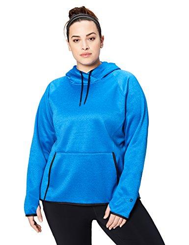 Core 10 Women's Chill Out Fleece Plus Size Hoodie