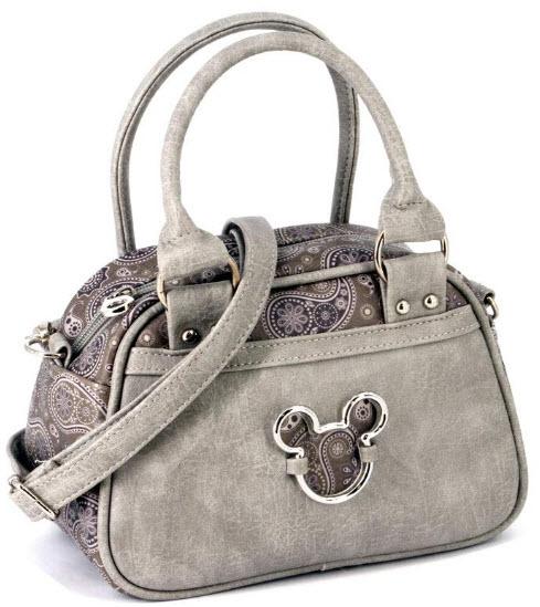 Disney Mickey Paisgrey Bowling Fashion Bag