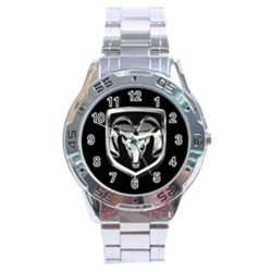 Dodge Ram Logo Analogue Men's Watch
