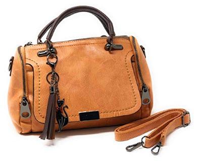 Duke and Daizee Women's Purse and Handbag PU Leather