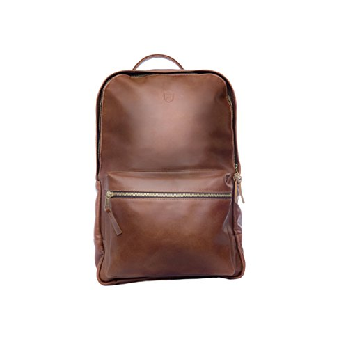 Duke Leather Backpack