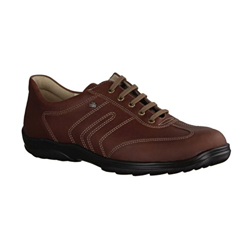 Finn Comfort Men's Syracuse Leather, Cork Fashion Sneakers