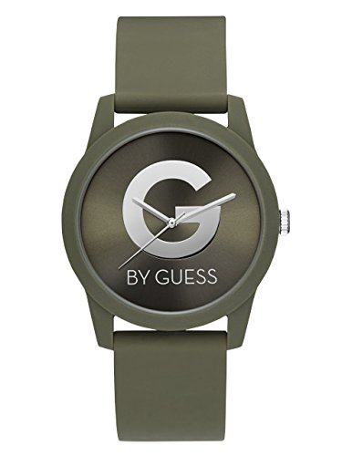 G by GUESS Men's Green Logo Watch