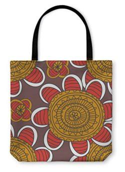 Gear New Shoulder Tote Hand Bag, Floral, 55898GN