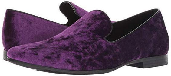 Giorgio Brutini Men's Conway Loafer purple
