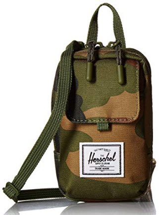 Herschel Supply Co. Form Small Cross Body Bag, woodland camo