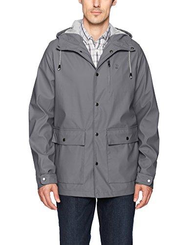IZOD Men's True Slicker Rain Jacket.