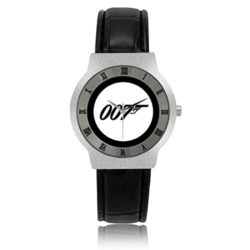 James Bond 007 Logo White Y