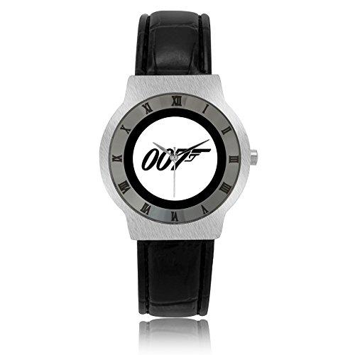 James Bond 007 Logo White Y