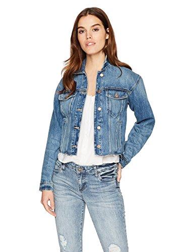 Joe's Jeans Women's Cut Off Denim Jacket