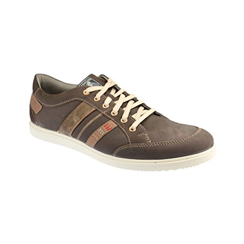 Jomos men's Leather Sneaker