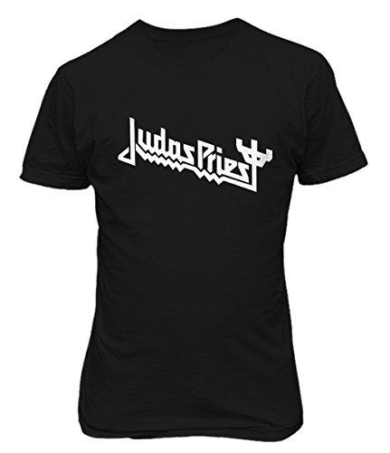 Judas Priest Heavy Metal Band T Shirt Music by TJSPORTS