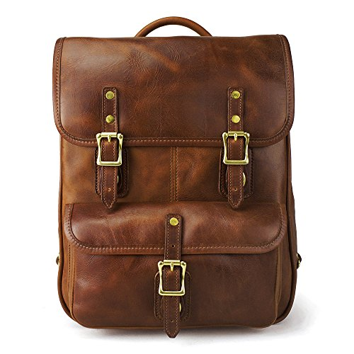 J.W. Hulme Co. – Continental Backpack – American Heritage Leather