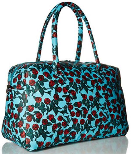 KAVU Getaway Weekender Bag, red rose