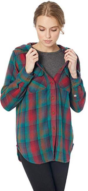 KAVU Womens Shirt Jess Jewel Coast