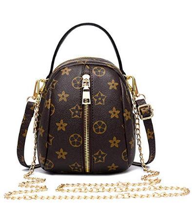 KNUS Small Shoulder Bag for Women Designer Crossbody Purse Cell Phone Purse Mini Satchel Handbag ...
