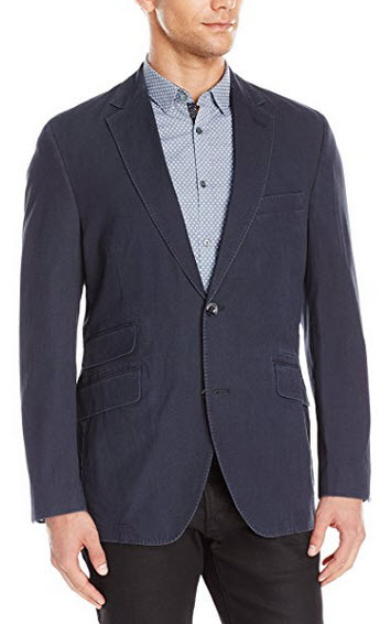 Kroon Men's Sting Sportcoat Navy