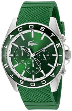 Lacoste Mens WESTPOINT Quartz Multi Color Casual Watch