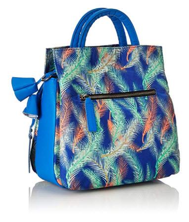 Laura Vita Women's Drap Shoulder Bag