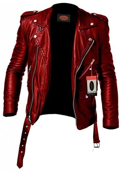 Laverapelle Men's Lambskin Real Leather Jacket Black – 1510532.