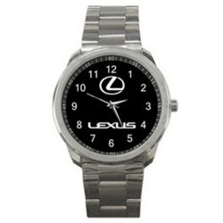 HSS276	LEXUS Car Automobile Logo #A Sport Metal Watch