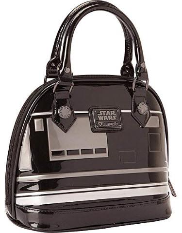 Loungefly The Last Jedi BB-9E Mini Dome Satchel black