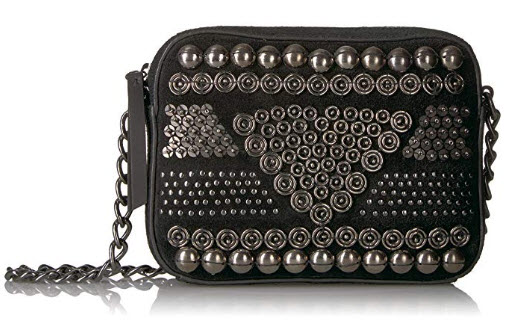 Lucky Gems Small Crossbody, black