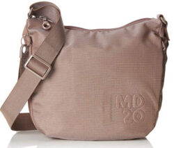 Mandarina Duck Md20 Tracolla, Women's Cross-Body Bag, Beige (Taupe)