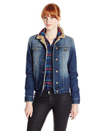 Mavi Jeans Women's Kaira Jacket In Dark Indigo