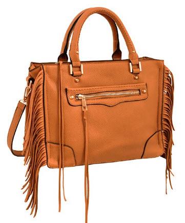 Mellow World Hailey Hb17174 Shoulder Bag Camel